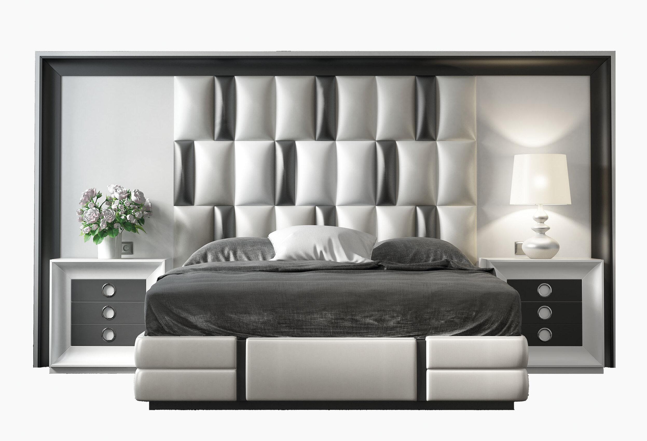 Hispania Home London Bedor101 Bedroom Wayfair