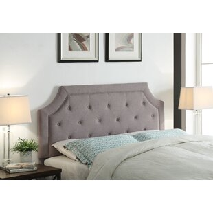 Darby Home Co Clairmont Upholstered Panel Headboard