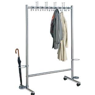 117cm Wide Clothes Rack By Symple Stuff