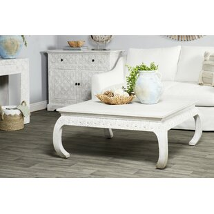 Olague Coffee Table with Tray Top