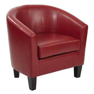 Slaven Barrel Chair by Winston Porter