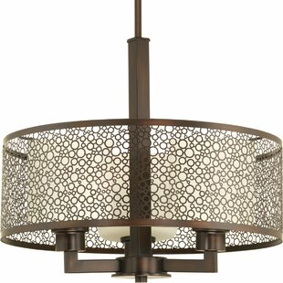 Latitude Run Komal 3-Light Pendant
