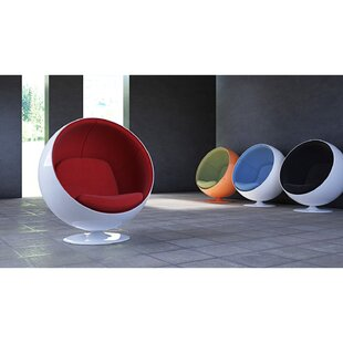 Samira Swivel Balloon Chair