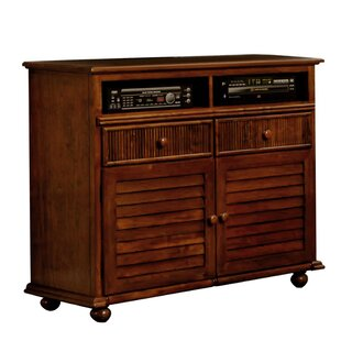Bayou Breeze Deke 2 Drawer Media Chest