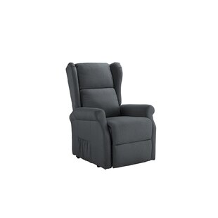 Lade Power Manual Lift Assist Recliner Winston Porter