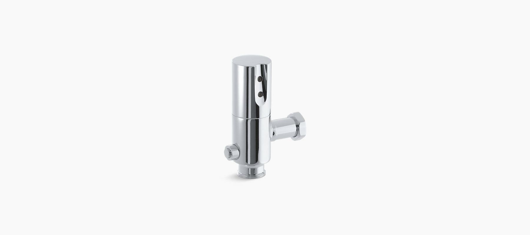 Kohler Tripoint Exposed Hybrid 05 Gpf Retrofit Flushometer For American Standard Urinal Wiring Diagram Installation Wayfair
