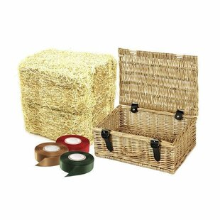 Picnic Basket (Set Of 24) By August Grove
