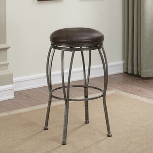 Vandemere Adjustable Height Swivel Bar Stool