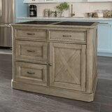 Kitchen Islands (Stationary) Square Kitchen Islands & Carts ...