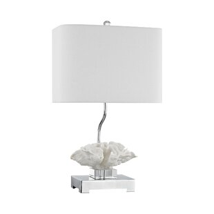Melbourne 25'' Table Lamp by Rosecliff Heights