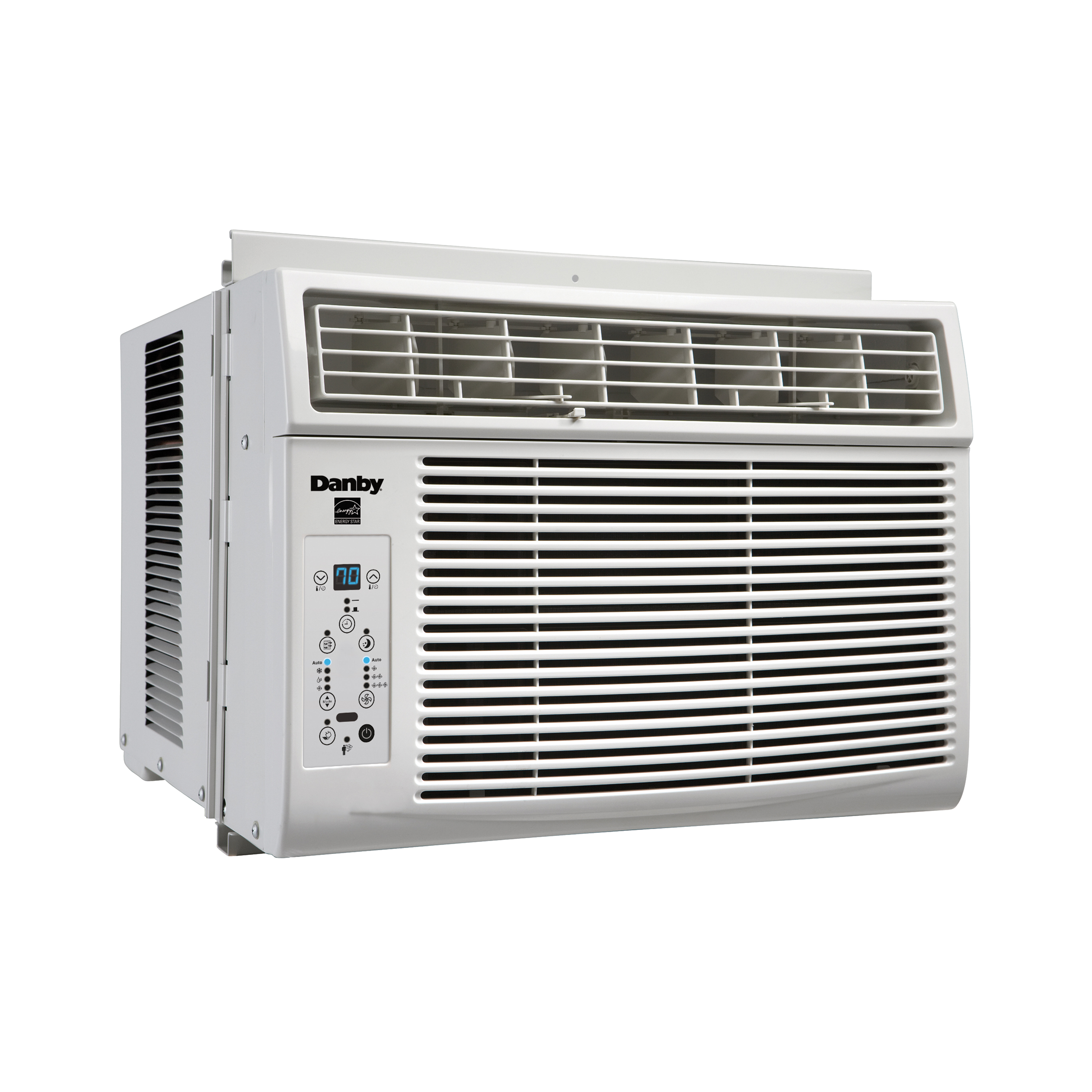 Danby 6,000 BTU Energy Star Window Air Conditioner with Remote ...