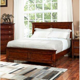 Holahan Panel Bed byAlcott Hill