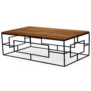 Elm Coffee Table by Sarreid Ltd