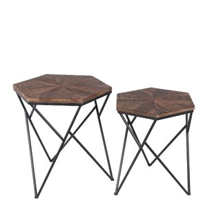 Lawrence 2 Piece End Table