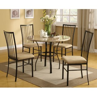 Orchard Street 5 Piece Dining Set by Winston Porter
