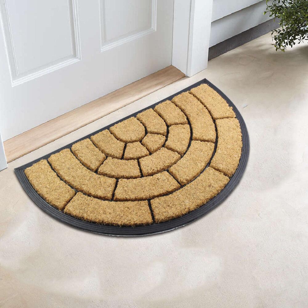 Indoor Semi Circle Door Mats You Ll Love In 2021 Wayfair