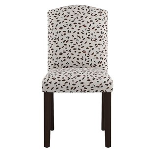Grays Ferry Arched Neo Leo Side Chair by Wrought Studio