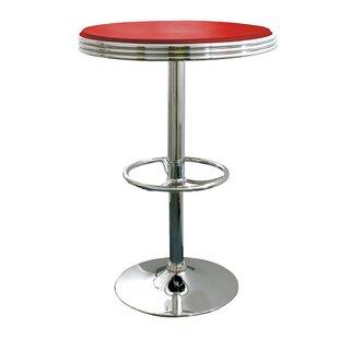 Herkimer Adjustable Pub Table Ebern Designs