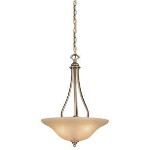 Enfield 3-Light Bowl Penda..
