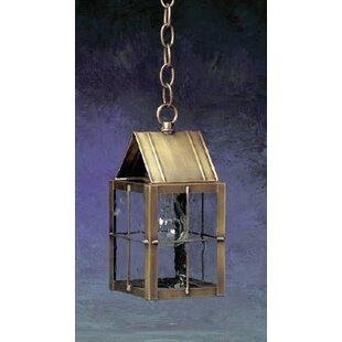 Brass Traditions 300 Series 1-Light Outdoor Hanging Lantern