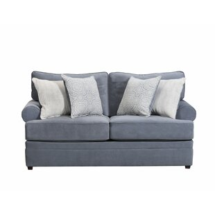 Darby Home Co Dorothy Loveseat