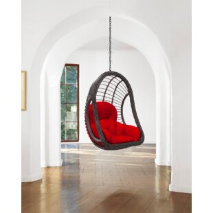 Granier Hanging Swing Chair by Bloomsbury Market