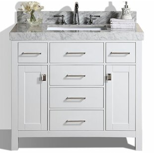 Laub 41 Single Modern Bathroom Vanity Set By House of Hampton