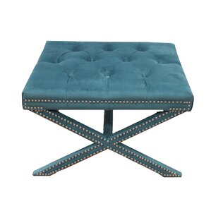 Upholstered Stool by MOTI ..