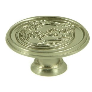 Oval Knob by Stone Mill Hardware