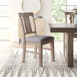 Best Price Maiorano Upholstered Dining Chair (Set of 2) by Mistana Reviews (2019) & Buyer's Guide