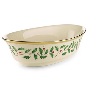 Holiday Open Vegetable Bowl