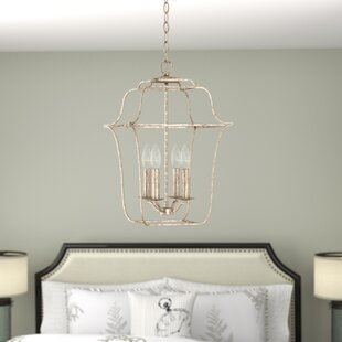 Chloe 4-Light Foyer Pendan..