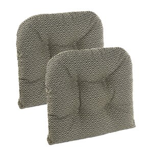 Pompeii Universal Dining Chair Cushion (Set of 2)