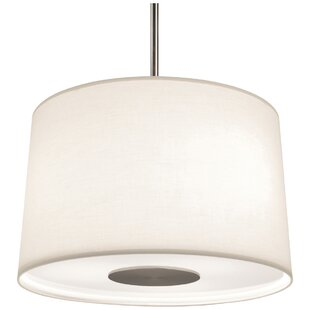 Robert Abbey Echo 3-Light Drum Pendant