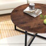 Feuerstein Cross Legs Coffee Table