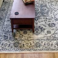 Trisha Yearwood Home Collection Enjoy Larimer Ivory Area Rug Wayfair