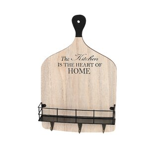 Thierry Wall Mounted Coat Rack By Brambly Cottage