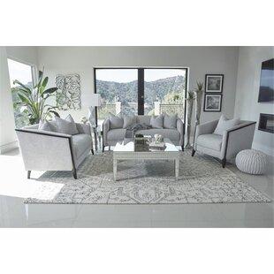 Avrom Standard Configurable Living Room Set by Latitude Run