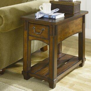 Loon Peak Fort Bragg Chairside Table