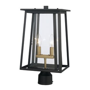 Gracie Oaks Ben 2-Light Lantern Head