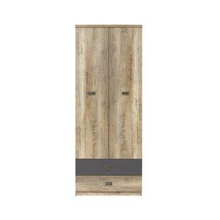 Fortin 2 Door Wardrobe By Williston Forge