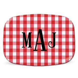 Melamine Personalized Platter