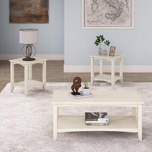 Red Barrel Studio Horrell 3 Piece Coffee Table Set (Set of 3)
