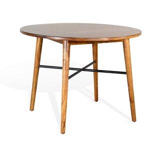 Stellert Round Counter Height Pub Table