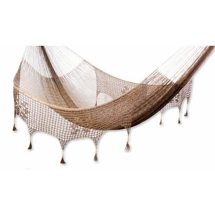 Novica Nylon Tree Hammock