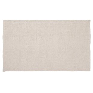 Harper Hand-Woven Cream Indoor/Outdoor Area Rug