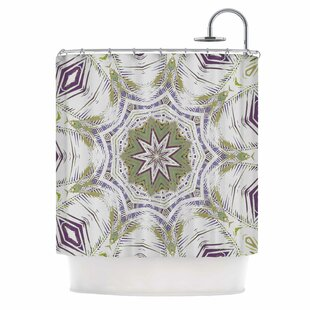 Alison Coxon Boho Dream Single Shower Curtain