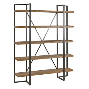 17 Stories Dahlberg Tall Etagere Bookcase