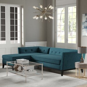 Hobart Sectional by Willa Arlo Interiors