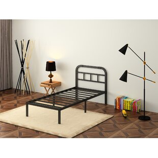 Beltsville 14 Steel Platform Bed by Red Barrel Studio